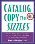 cover of book 'Catalog Copy That Sizzles'