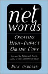 cover of book 'Net Words: Creating High-impact Online Copy'