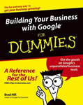 cover of book 'Building Your Business With Google For Dummies'