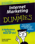 cover of book 'Internet Marketing For Dummies'