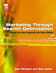 cover of book 'Marketing Through Search Optimization'
