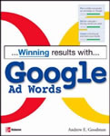 cover of book 'Winning Results with Google AdWords'